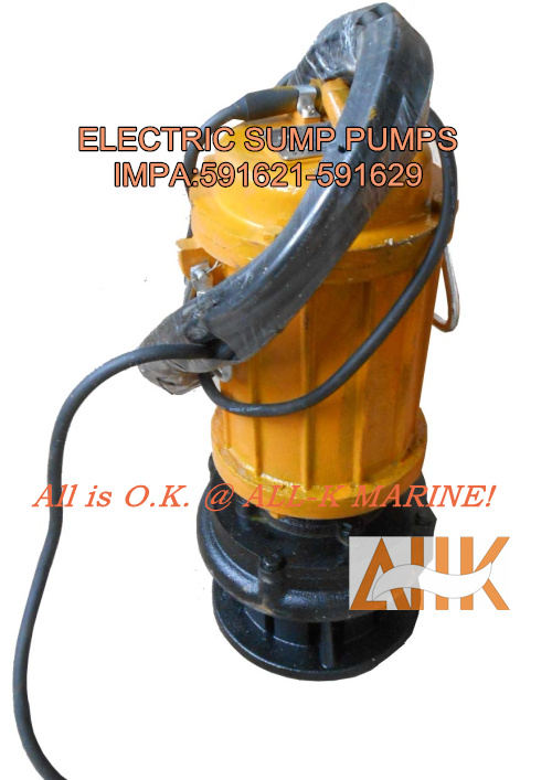 Electric Sump Pump ~ Electric sump pumps all k marine co ltd