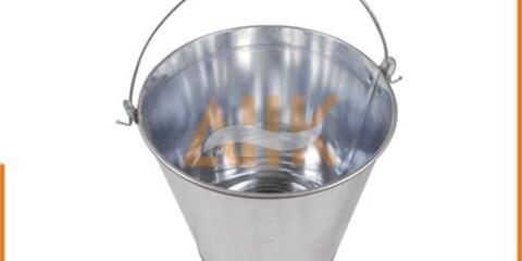Galvanised Buckets