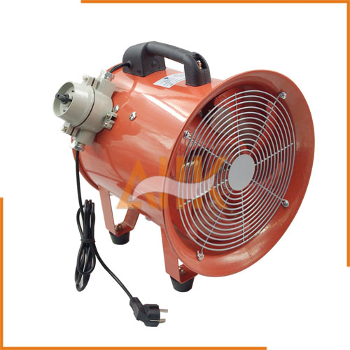 Explosion Proof Portable Ventilation Fans – All-K Marine ...
