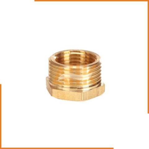 Brass Threaded Hexagon Bushings