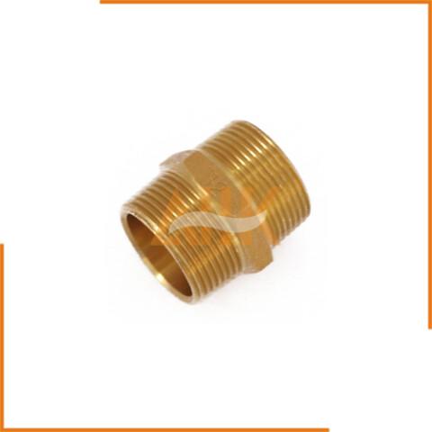 Brass Threaded Short Nipples