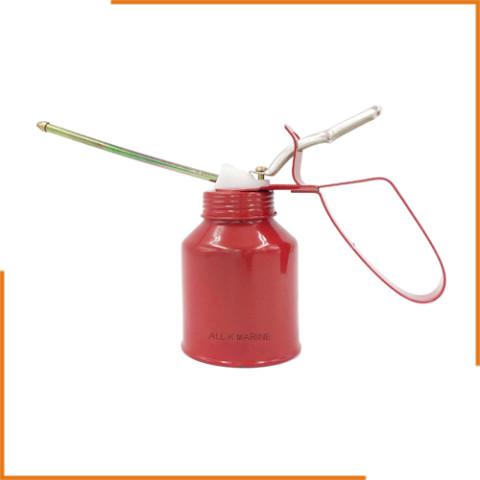 Heavy Duty Solid Spout Pump Oiler