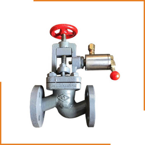 Quick-Closing Valves