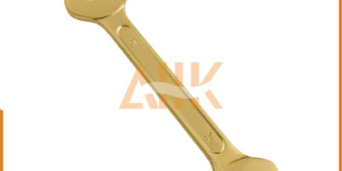 Non Spark Double Open End Wrench