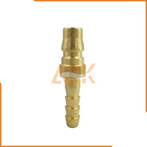 Hose End Type Brass Quick Connect Couplers PH Series Plug