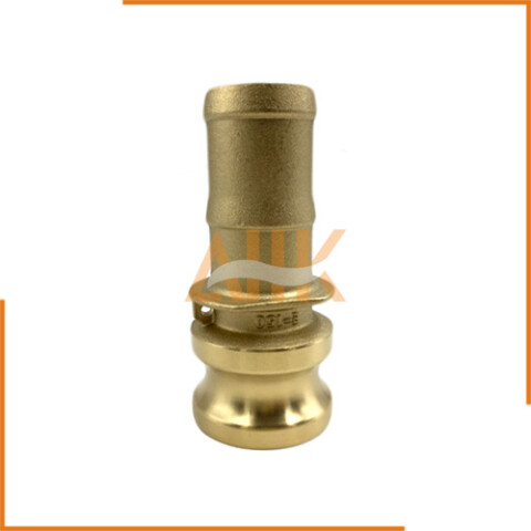 Brass Plug Male Coupler With Hose End