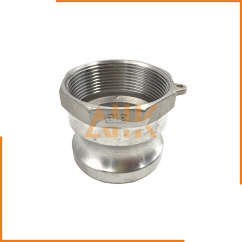 Cam And Groove Couplings Plug (Male Coupler) With Female Thread