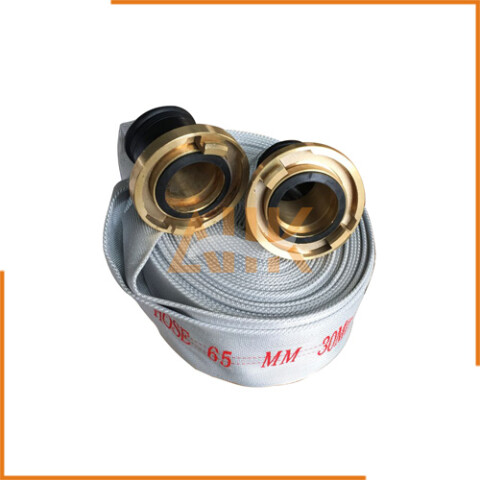 Fire Hose With Storz Brass Coupling