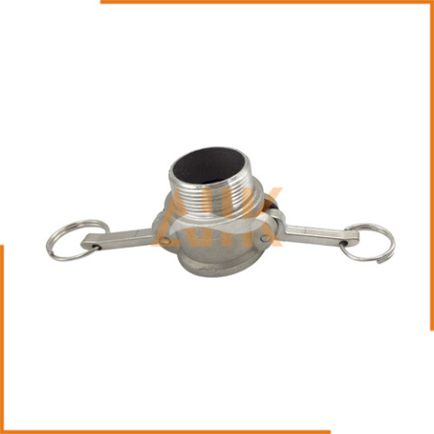 Stainless Steel Socket (Female Coupler) with Male Ends