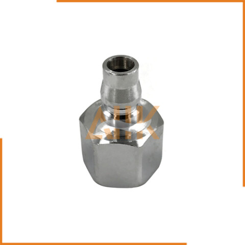 Female Thread Type Steel Quick Connect Couplers PF Series Plug