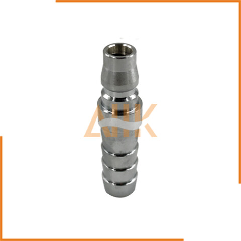 Hose End Type Steel Quick Connect Couplers PH Series Plug