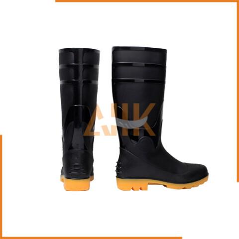 Rubber Long Boots