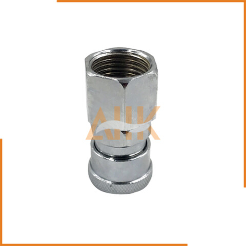Female Thread Type Steel Quick Connect Couplers SF Series Plug
