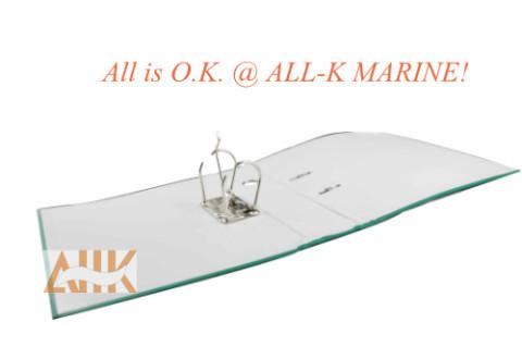 Hard Cover Letter Files – All-K Marine Co., Ltd.
