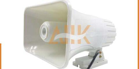 Watertight Loudspeaker Horn